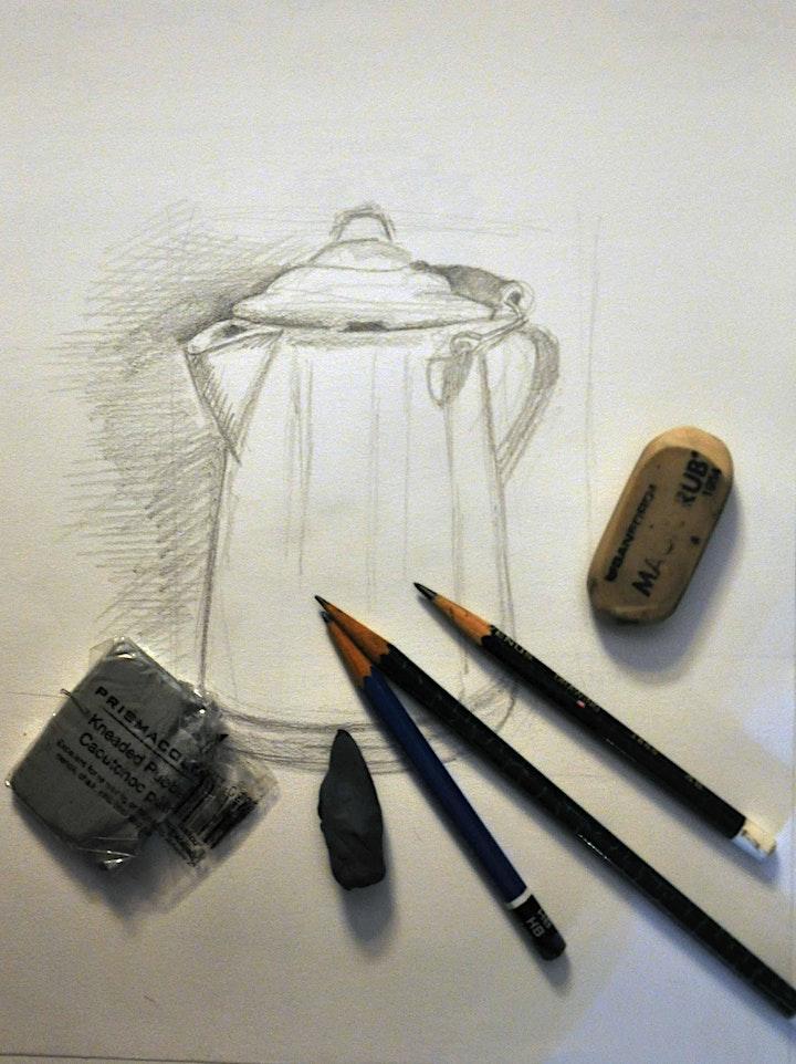 Drawing Skills Online Art Studio with ShawnaLee image