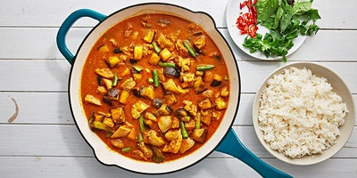 Curry: Thai & Indian Cooking Class
