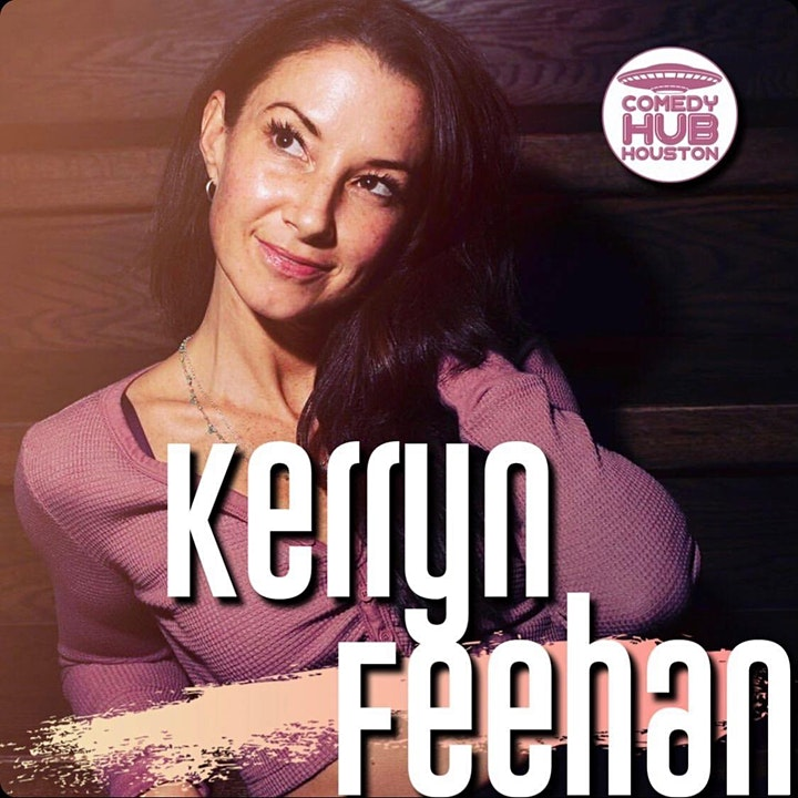Kerryn Feehan Early  Show 8pm  (Comedy Central, TLC, TruTV) image