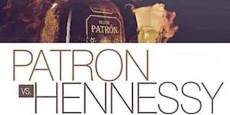 HENNY VS PATRON YACHT PARTY CRUISE NEW YORK CITY tickets