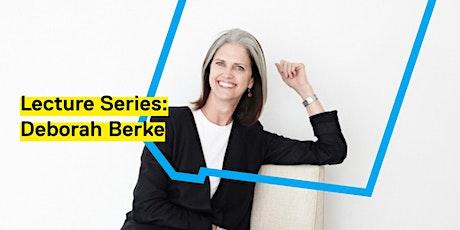 Ryerson DAS Lecture Series: Deborah Berke billets