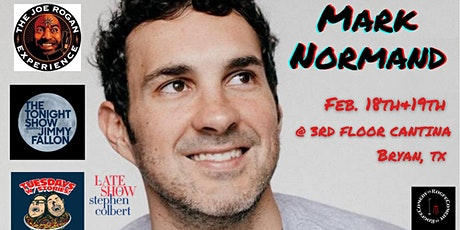 Stand-up comedy with Mark Normand! tickets
