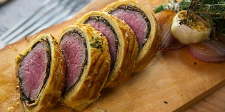 Beef Wellington and Beef Carpaccio Cooking Class tickets