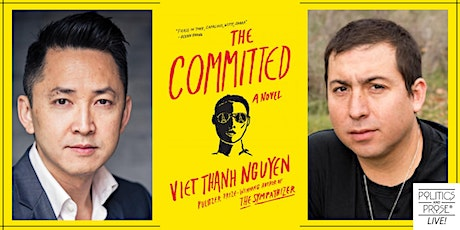 P&P Live! Viet Thanh Nguyen | THE COMMITTED with Tommy Orange tickets