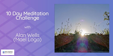10 Day Meditation Challenge tickets