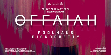 Sunsets @ Treehouse Miami w/ Offaiah tickets