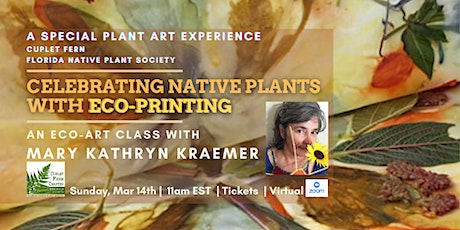 Eco-Printing with Plants: A special class with Mary Kathryn Kraemer tickets