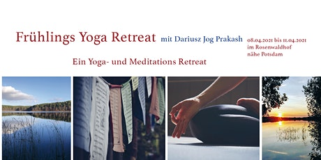 Frühlings Yoga Retreat  im Rosenwaldhof (Brandenburg) Tickets