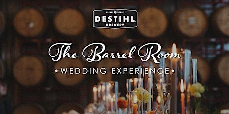 The Barrel Room Wedding Experience tickets