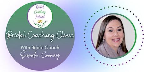 Bridal Coaching Clinic biljetter