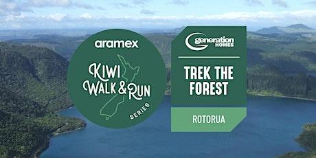 Aramex Kiwi Walk & Run Series -Rotorua-  Generation Homes 'Trek the Forest' tickets