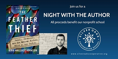 The Feather Thief: Night with the Author tickets