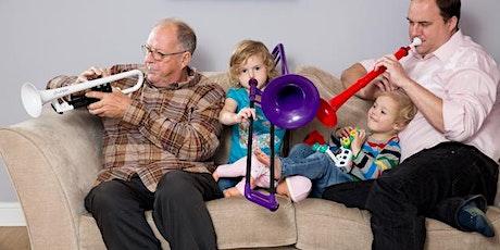 """""""Get Lost in It-Trombone"""" Beginning Brass and Improvisation tickets"""
