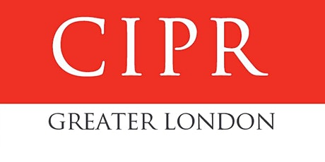 May CIPR Greater London Group #DrinknLink (virtual) tickets