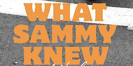 "David Laskin, author of ""What Sammy Knew"" in conversation with Deb Caletti tickets"