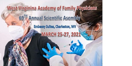 WVAFP 2021 Scientific Assembly tickets