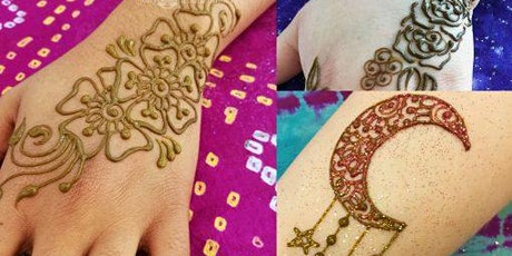 Asian Pacific Islander Month: Learn How to Henna Tickets