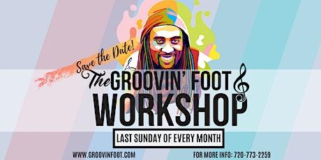Groovin' Foot Workshop - At La Rumba - February 2021 tickets