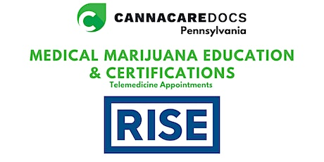 PA  Education/Certification Event with RISE tickets