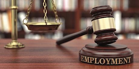 Employment Law Update | Virtual Class tickets