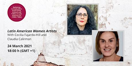 Latin American Women Artists tickets