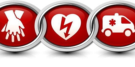 July 3, 2021   American Heart Association HeartSaver CPR and AED tickets