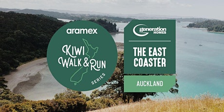 Aramex Kiwi Walk & Run Series - Auckland -  Generation Homes 'East Coaster' tickets