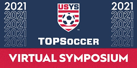 TOPSoccer Virtual Symposium  Series 03/10 tickets