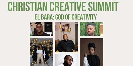 Christian Creative Summit 2021 tickets