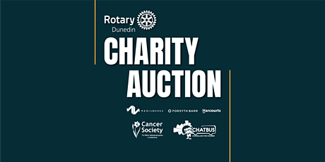 Charity Auction - Rotary Club of Dunedin tickets