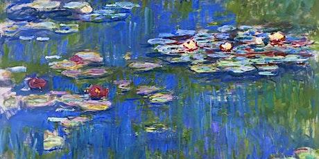 Monet Waterlilies tickets