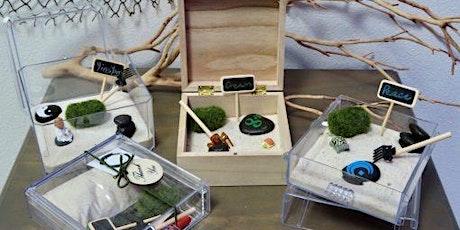 Community College Month: Make Your Own Zen Garden tickets