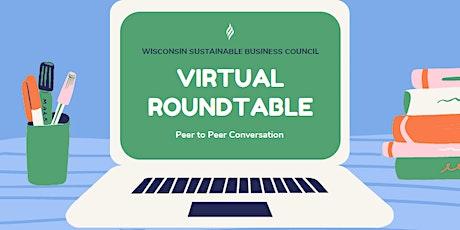 WSBC  Virtual Sustainability Roundtable tickets