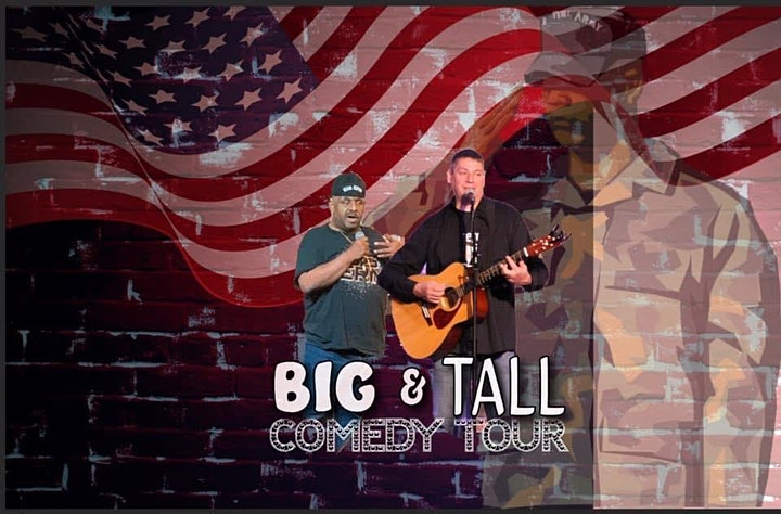 Big and Tall Comedy Tour at American Legion Country Club Mt. Union, PA image
