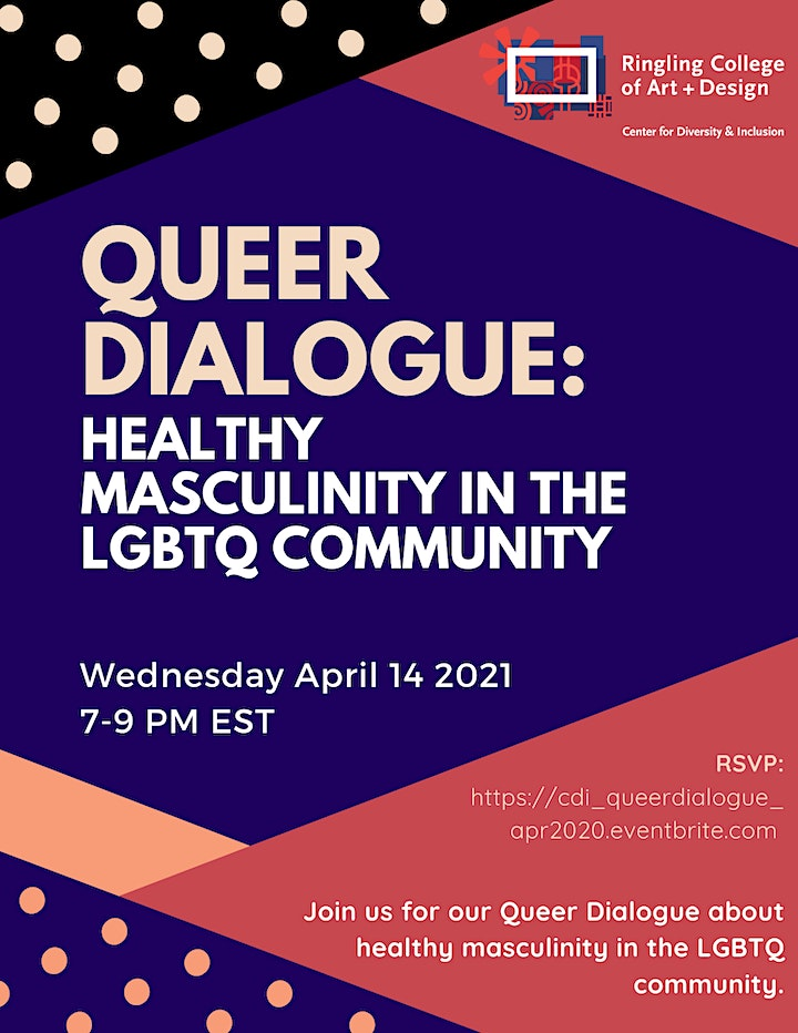 Queer Dialogue: Healthy Masculinity in the LGBTQ Community image