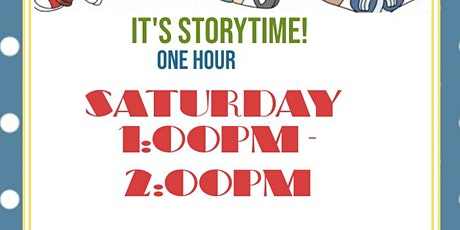 Story Time for Kids tickets