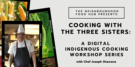 Cooking with The Three Sisters: SQUASH tickets