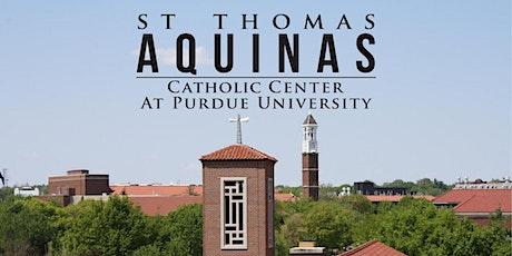 Sunday Mass @  9:00 p.m., Second Sunday of Lent  (Feb. 28) tickets
