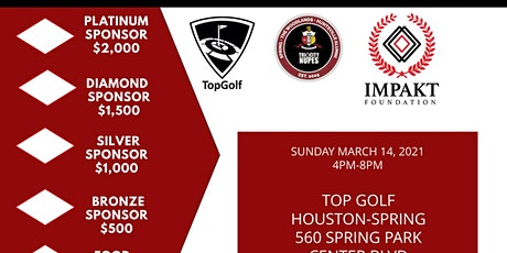 Tri-City Nupes Day Party at Top Golf tickets