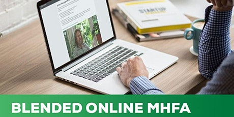 Blended Online MHFA for the Legal Profession tickets