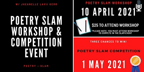 ImagineWe Publishers' Poetry Slam Workshop & Competition tickets