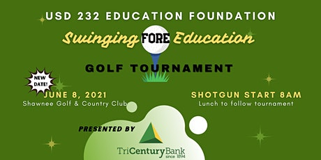 USD 232 Education Foundation Golf Tournament tickets