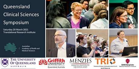 2021 Queensland Clinical Sciences Symposium tickets