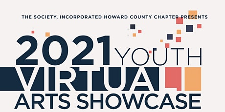 2021 Youth Virtual Arts Showcase tickets