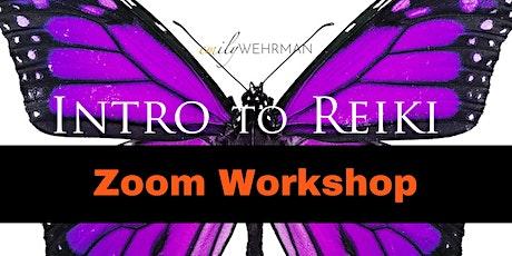 Intro to Reiki - 2hr Workshop tickets