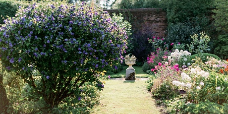 Thurning Hall, 2 day Charity Open Gardens & Bijou Artisan Crafts tickets