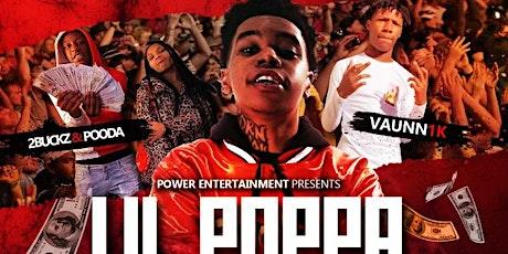 LIL POPPA tickets