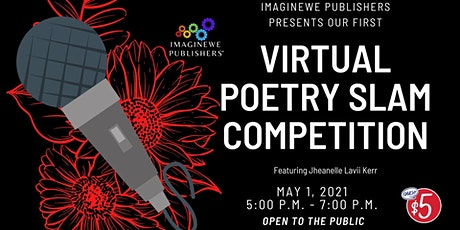 ImagineWe Publishers First Poetry Slam Competition tickets