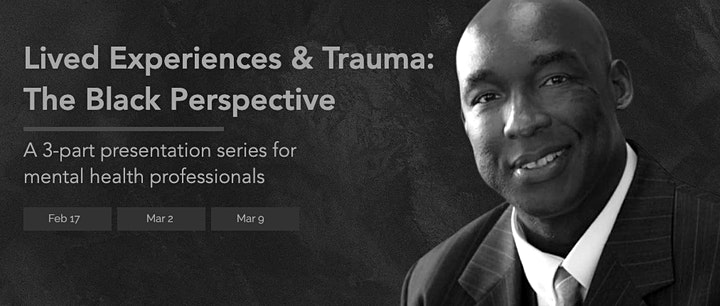 Lived Experiences & Trauma: The Black Perspective image