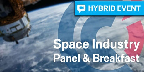 SA | Space Industry Panel and Breakfast - 30 March 2021 @ AEC tickets